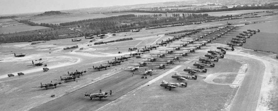 Tarrant-Rushton-D-Day