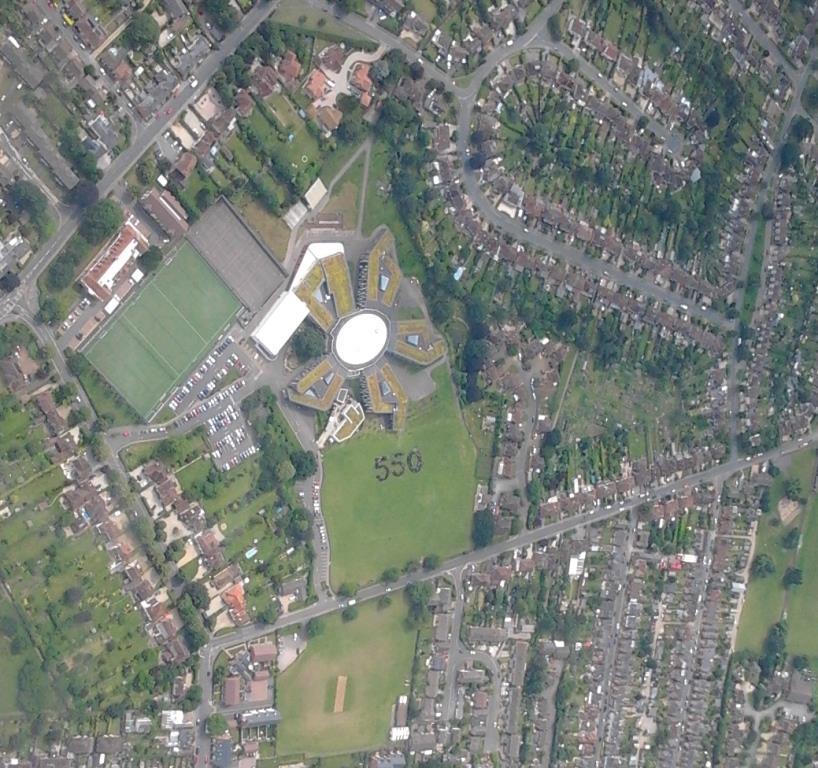 St Barts, Newbury