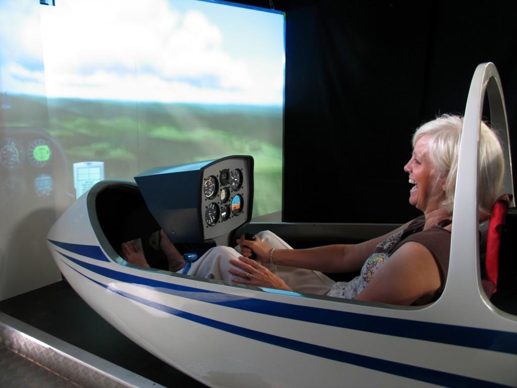 BGA simulator