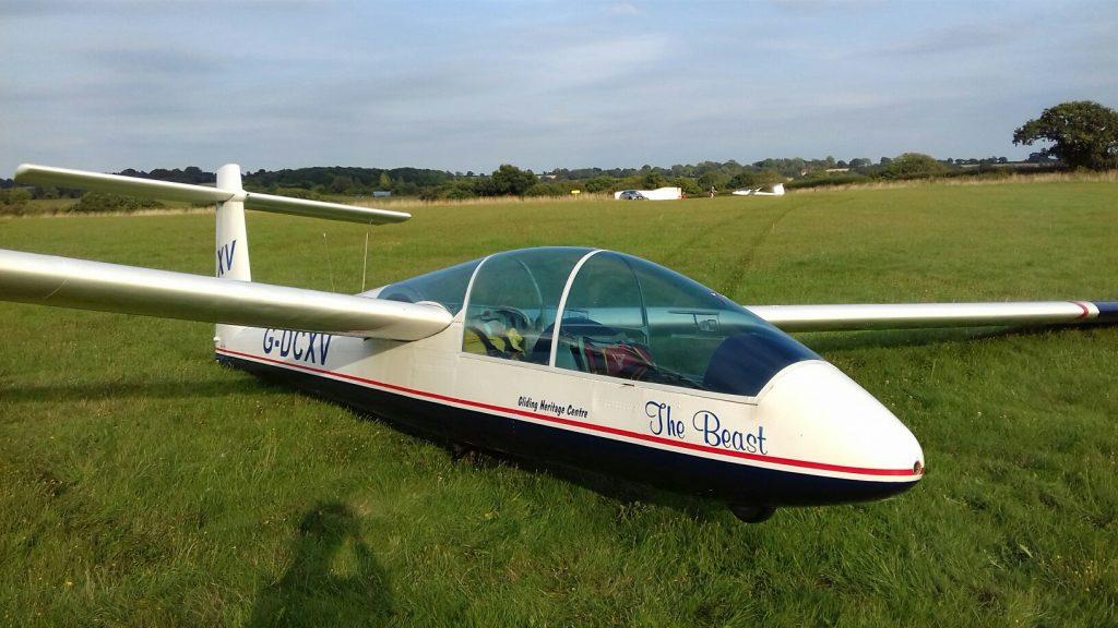YS53 Glider